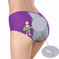 Women Menstrual Period Leakproof Physiological Pant Briefs Seamless Panties Tu