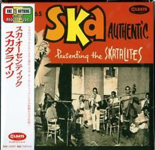 SKATALITES-SKA AUTHENTIC-JAPAN MINI LP CD C94