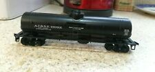 Atchison, Topeka & Santa Fe 42' single dome tank car kit, assembled (Athearn)