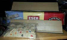 New Sealed Tiles Original Rummikub Tile Game In Box Eser Pastik Okey (2) Holders
