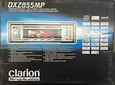 BRAND NEW CLARION DXZ855MP CD/MP3/WMA TOUCH PANEL CONTROL COLOR OLD SCHOOL