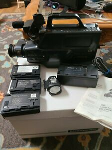 Vintage Digital Signal Processor VHS Movie HQ 934 Solid State CCD LXI Recorder