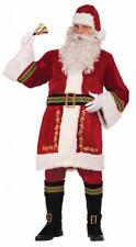 Deluxe Classico Costume Da Babbo Natale Babbo Natale Babbo Natale Costume AC781