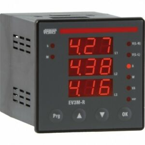 Multimetro digitale EV3M-R VEMER VE334900