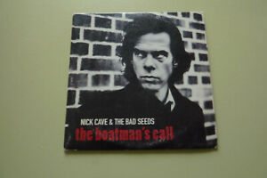 CAVE NICK AND THE BAD SEEDS - THE BOATMAN'CALL - CD 3 TITRES