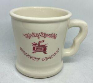 Mickey Mantle Vintage Country Cookin Restaurant Mug Cup NY Yankees HOF