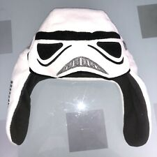 GAP Exclusive STAR WARS Stormtrooper Beanie Hat Galactic Empire EUC Rare