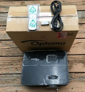 Optoma HD146X 1080p Projector for Movies & Gaming | 4 hours on Lamp