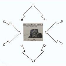Brake Pad Drag Reduction Clip-Disc Rear Carlson 18326