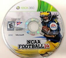 NCAA Football 14 Xbox 360 Tested Working *Read Description*