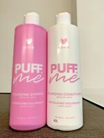 Design Me Puff Me Volumizing Shampoo & Conditioner 10oz DUO! FAST FREE SHIPPING