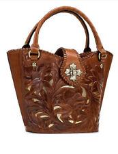 Patricia Nash Ninetta Twist Lock Floral Tote Bag