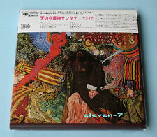 SANTANA Abraxas Japon MINI LP CD phasedepleinecapacitéopérationnelle + Poster BRAND NEW & STILL SEALED
