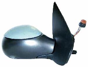 Rétroviseur extérieur droit électrique coque à peindre PEUGEOT 206 09/98->04/03