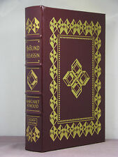 signed by the author, The Blind Assassin by Margaret Atwood, Easton Press