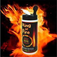 Ring of Fire After Curry Bum Wipes, joke novelty wipe dispenser secret Santa