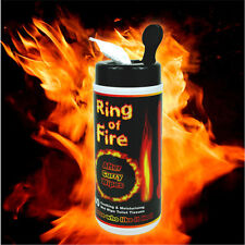 Ring of Fire After Curry Bum Wipes, joke novelty wipe dispenser secret Santa