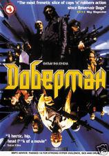 Doberman Vincent Cassel movie poster print