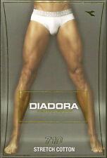 """Diadora Underwear Slip  Uomo Cotone Stretch """"Linea Oro"""""""
