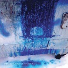 TALKDEMONIC Mutiny Sunshine 2004 US blue vinyl LP numbered sleeve UNPLAYED