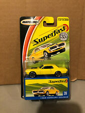Matchbox Superfast 35 years 1968 Mercury Cougar Factory Sealed