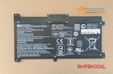 Original BK03XL Battery For HP Pavilion 14-ba Series HSTNN-UB7G TPN-W125 916366