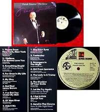 LP Frank Sinatra: The Voice (Reprise DN 6211) NL 1983 -  incl. New York New York