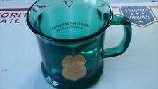 Rare Forest Service Honorary Glass Mug Special Investigation
