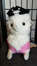 Amuse Alpacasso Pirates Baby Plush Authentic Ace RARE Arpakasso