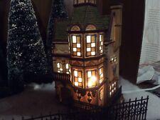 Dept 56 Dickens Village Scotland Yard Station
