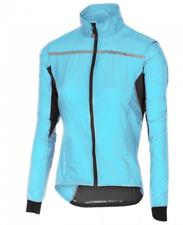 Castelli Cyclisme Femme Superleggera W Veste Bleu Ciel PETIT S