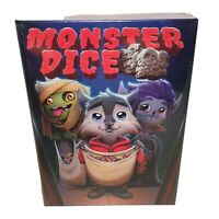 Monster Dice Game- Glow In The Dark. Brand New Sealed.