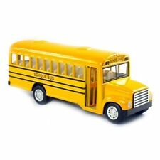 School Bus Toy Car Kids Children Xmas Gift Present