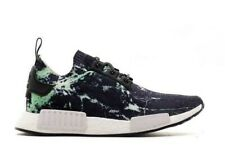 ADIDAS NMD R1 Primeknit BB7996 Marble Green Black Schuhe Sneaker Trainers