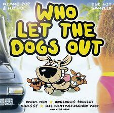 WHO LET THE DOGS OUT - THE HIT SAMPLER / 2 CD-SET