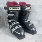 Lange F8 Softech Ski Boots Mono 26.5 (US M 8.5/W 9.5) Comfort Fit Unisex
