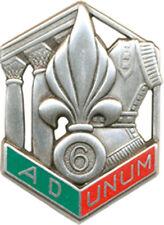 6° Régiment Etranger de Génie, épingle sertie , Arthus Bertrand 4157 (9040)