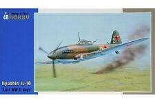 "SPECIAL HOBBY SH48109 1/48 Ilyushin Il-10 ""Last WWII Days"""