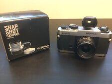 Voigtlander 25mm f4.0 Snapshot Skopar lens with Bessa-L Body