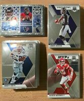 2019 Panini Mosaic Football MVPS Card You Pick Complete Your Set 296-300 Mahomes