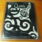 Q-Parts Strat Tattoo Skull Black for sale
