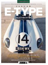 Jaguar E-Type 60th Anniversary Collectors' Edition Motor Sport Magazine