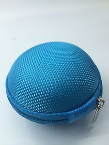 Mini Hard Carrying Headphones Case Pouch Travel Bag For BT508 & earbubs Headsets