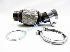 Conjunto reparación flexrohr pantalones tubo filtro de partículas diesel dpf bmw 1er 3er 5er n47
