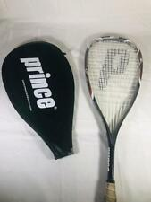 Prince Squash Racket TF Attack Titanium Force With Cover Free Shipping