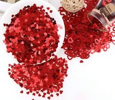 Heart Paillette Glitter Lose Sequin Glitter Party Wedding Decoration 15g 30g 45g