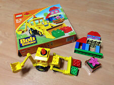 Lego duplo Bob der Baumeister Baggy Baustelle Bagger Schaufelbagger 3595 mit OVP