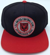 MLS DC United Adidas FC Est. 1996 Snap Back Hat Cap Beanie Style #VH74Z NEW!