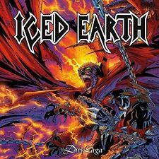Iced Earth - Dark Saga [New Vinyl LP] Gatefold LP Jacket, 180 Gram, Reissue