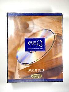 Eye Q Infinite Mind Speed Reading CD Brain Enhancement system PC Software - NEW!